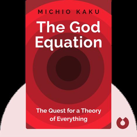 The God Equation von Michio Kaku