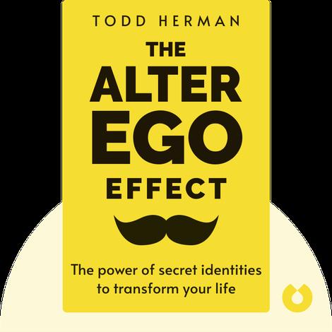 The Alter Ego Effect von Todd Herman