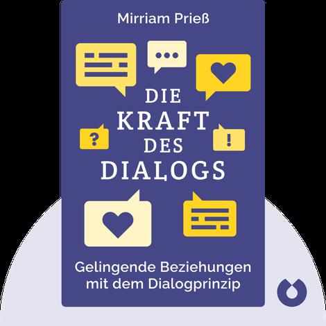 Die Kraft des Dialogs by Mirriam Prieß