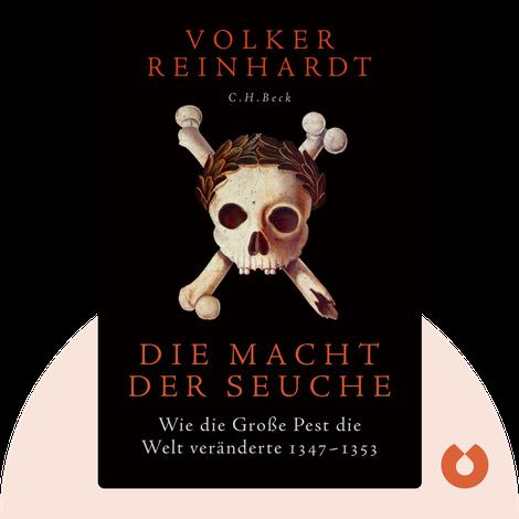 Die Macht der Seuche von Volker Reinhardt