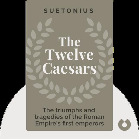 The Twelve Caesars von Suetonius