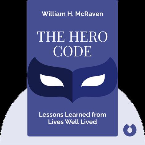 The Hero Code von William H. McRaven