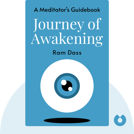 Journey of Awakening by Ram Dass