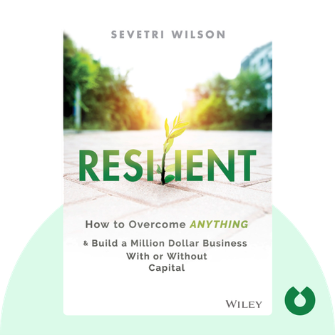 Resilient by Sevetri Wilson