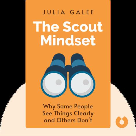 The Scout Mindset von Julia Galef